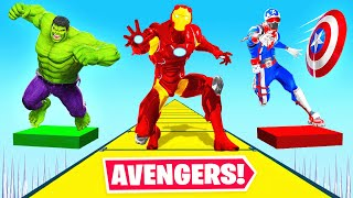 So they added the AVENGERS To Fortnite....