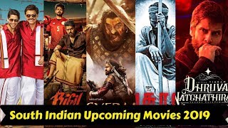12 South Indian Upcoming Movies List 2019 | October to December | Tamil and Telugu