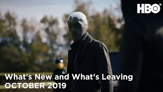 HBO: What's New and What's Leaving in October 2019 | HBO