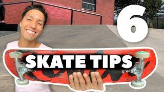 6 Simple Steps for Skateboarding Progression
