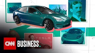 How Tesla made electric cars sexy