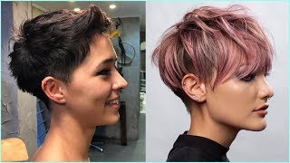 #Nothingbutpixies 😍 12 Amazing Pixie Haircuts For Women should Try