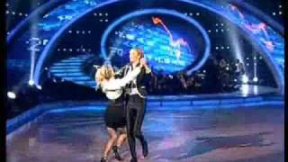 Same-Sex Couple on Dancing with the Stars Israel Gili Shem Tov & Dorit Milman - Week 3 -  Quick-Step