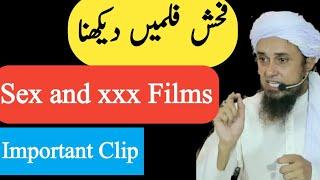 Mufti Tariq Masood on Sex Films | destruction of sex films