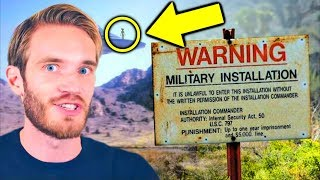 5 YouTubers Who RAIDED AREA 51! (PewDiePie, MrBeast, DanTDM, SSSniperWolf, Preston)