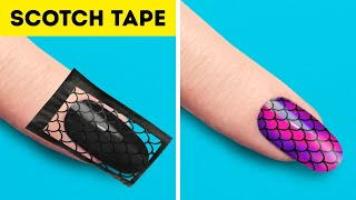 30 NAIL HACKS YOU CAN`T MISS