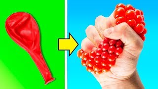 21 SIMPLY BRILLIANT 5 MINUTE CRAFTS WITH BALLOONS