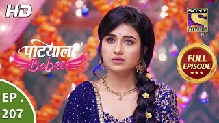 Patiala Babes - Ep 207 - Full Episode - 11th September, 2019