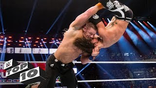 Explosive finishers off the ropes: WWE Top 10, Sept. 21, 2019