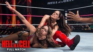 FULL MATCH - Brie Bella vs. Nikki Bella: Hell in a Cell 2014