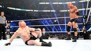 Every Goldberg match since his return: WWE Playlist