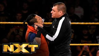 Imperium crashes match and puts NXT on notice: WWE NXT, Sept. 18, 2019