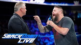 Kevin Owens confronts Shane McMahon over firing: SmackDown LIVE, Sept. 17, 2019