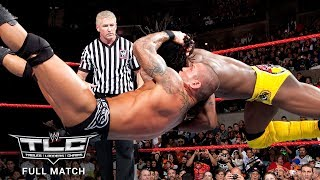 FULL MATCH - Kofi Kingston vs. Randy Orton: WWE TLC 2009