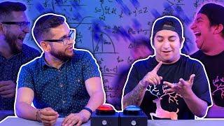 YouTubers VS Preguntas de Secundaria
