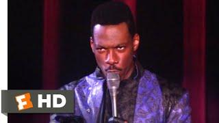 Eddie Murphy Raw (1987) - Mr. T Scene (2/10) | Movieclips