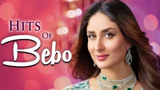 Hits Of Bebo | Kareena Kapoor Birthday Special | Popular Bollywood Songs | Back to Back Music