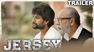Jersey (2019) New Hindi Dubbed Trailer | Nani, Shraddha Srinath, Sathyaraj