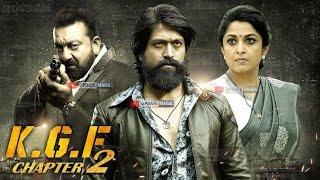 KGF 2 Theatrical Trailer | Yash | Sanjay Dutt | Prashanth Neel | GOLDMINES Telefilms