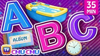 ABC Phonics Song – Things at Home + More ChuChu TV Nursery Rhymes & Kids Songs