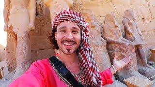 Llegué a EGIPTO y todo es IMPACTANTE | Luxor