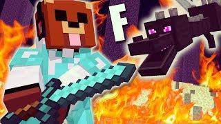 Rubius VS Dragón: La Batalla Definitiva | Minecraft #33