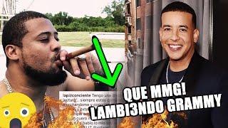 Lapiz Conciente MONTA PICANTE A Daddy Yankee Por El Premio LATIN GRAMMY 2019 y El REGGAETON