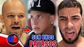 Residente Se BURLᗩ De Anuel AA & Daddy Yankee Por Campaña Contra Los Latin Grammy