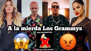 Se armó Daddy Yankee, Pina, J Balvin, Karol G, Natti Natasha manda a los premios Latín Grammy a la M