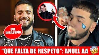 Maluma Y Anuel AA ENOJADOS por no estar nominados a Latin Grammys