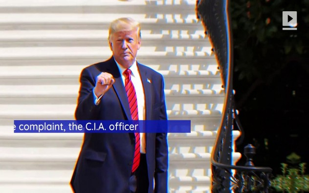 Trump Whistleblower Revealed to Be CIA Officer