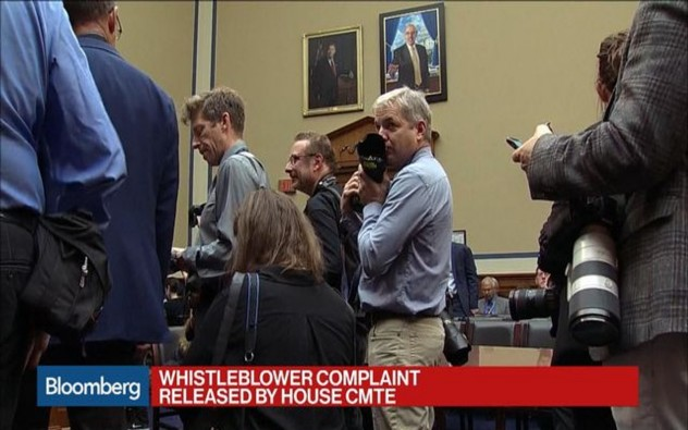 Whistle-Blower Complaint Released by House Committee