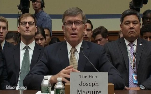 DNI Acting Director Maguire Says Whistle-Blower Followed the Law