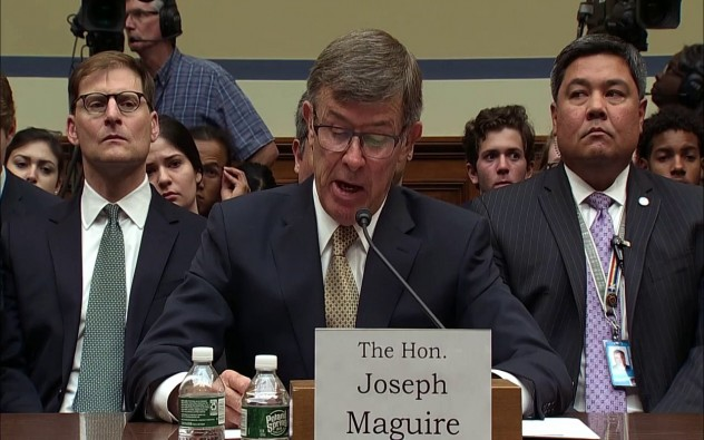 Acting Director of National Intelligence takes questions on whistleblower complaint