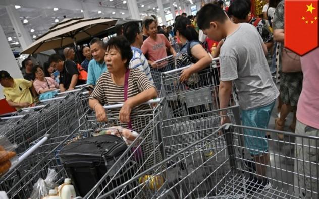 偷食物、亂小便 中國Costco亂象令人傻眼