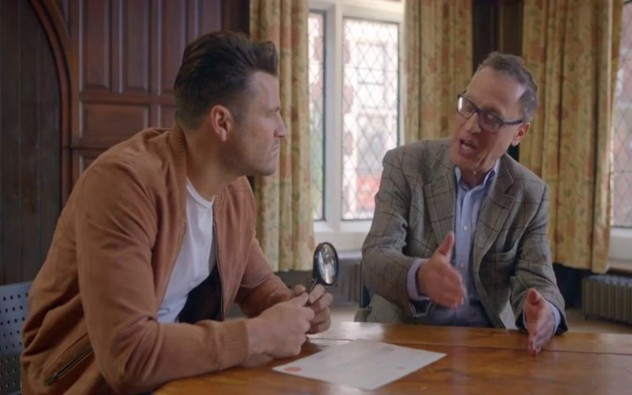 Who Do You Think You Are? (UK) - S16E08 - Mark Wright - September 11, 2019 || Who Do You Think You Are? (09/11/2019)