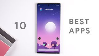 Best Android Apps - September 2019!