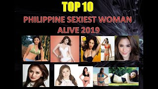 Philippines Top  10 Sexiest Woman Alive! SEXY PINAY l YOUTUBE l GOOGLE l INSTAGRAM l FACEBOOK