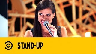 Ser Mujer En Tinder | Xoch | Stand Up | Comedy Central México