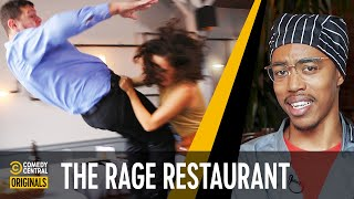 This Restaurant is Designed for Fighting (ft. CalebCity) – Mini-Mocks