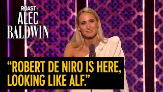 Nikkie Glaser ROAST - COMEDY CENTRAL ROAST OF ALEC BALDWIN