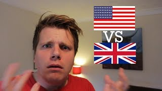 FRAT PARTIES OR FRESHERS WEEK // USA V UK UNIVERSITIES