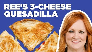 The Pioneer Woman Makes a 3-Cheese Quesadilla | Food Network