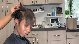 How To Fix Damaged Hair| Severe Hair loss On Hairline