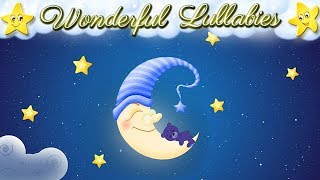 Super Relaxing Baby Piano Lullaby ♥ Soft Bedtime Sleep Music For Newborns ♫ Good Night Sweet Dreams