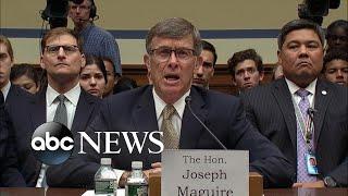 Whistleblower complaint bombshell