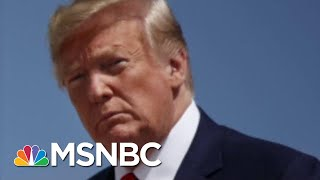 Whistleblower's Safety A Concern As Trump Makes Veiled Threats | Rachel Maddow | MSNBC