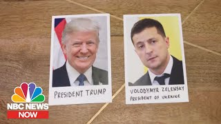 A Timeline Of The President Donald Trump Whistleblower Complaint | NBC News Now