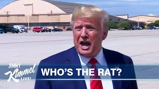 Trump Lashes Out at Whistleblower