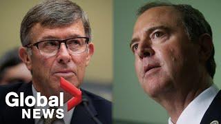 Maguire testimony: Congressional panel grills intel boss on Trump whistleblower complaint